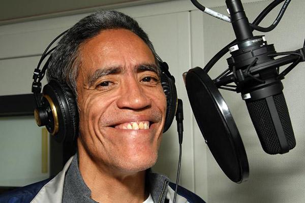 Ted Williams on radio
